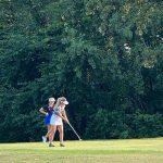 Girls Varsity Golf falls to Crown Point 186 – 200