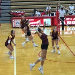 Varsity Volleyball goes 2-2 at Plymouth Volleyball Tournament 2 – 2
