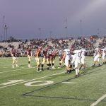 Varsity Football beats Michigan City 21 – 13