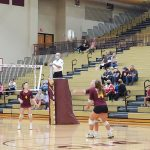 Junior Varsity Volleyball beats Portage 2 – 0