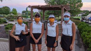Girls Golf Senior Night, from Mrs. Swanson