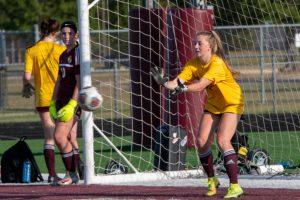 Girls Soccer vs. Elkhart – from Mr. Hokanson