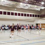 Freshman Volleyball beats Michigan City 2 – 0