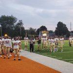 Varsity Football beats LaPorte 45 – 21