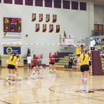 Varsity Volleyball beats Merrillville 3 – 1