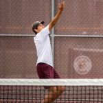 Boys Varsity Tennis defeats Michigan City