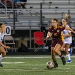 Girls Varsity Soccer beats Highland 7 – 0