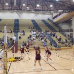 Junior Varsity Volleyball beats Valparaiso 2 – 0