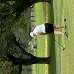 Girls Varsity Golf finishes 12th place at IHSAA Regional