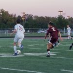 Boys Junior Varsity Soccer beats Concord 2 – 0