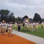 Junior Varsity Football beats Portage 13 – 6