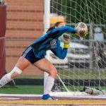 Girls Varsity Soccer beats LaPorte 12 – 0