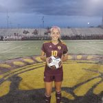 Career Goal Record – Addy Joiner