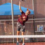Boys Varsity Tennis beats Portage 5 – 0