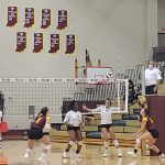 Varsity Volleyball beats Michigan City 3 – 2