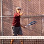 Congratulations Coach Bour and Fabio Haiduc – All District Singles and Coach Awards