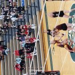 Chesterton Varsity Volleyball beats Lowell in Sectional Play, 3 – 0