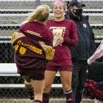 Girls Soccer Regionals from Mr. Hokanson