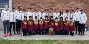 Boys and Girls Cross Country at Semi-State from Mr. Hokanson