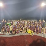 2020-21 Class 3A Boys Soccer State Champions!