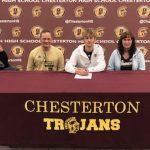Nick Biel Signing at Western Michigan University