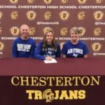 Lauren Unruh to the United States Air Force Academy