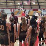 Girls Junior Varsity Basketball falls to Munster 39 – 25