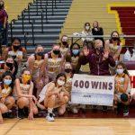 Girls Basketball vs. Hammond Morton from Mr. Hokanson (Senior Night + 400th Win)