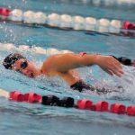 Girls Swimming vs. Merrillville Moved to Chesterton`