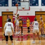 Girls Basketball at South Central from Mr. Hokanson
