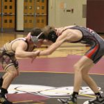 Wrestling vs. Kankakee Valley from Mrs. Jendrzejczyk