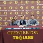 Zack Bowser signs with Mount Vernon Nazarene University