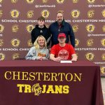Tommy Harrigan Signs His National Letter of Intent