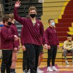 Wrestling vs. Michigan City from Mr. Hokanson