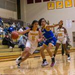 Girls Varsity Basketball falls to Bishop Noll 52 – 43