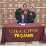 Matt Streeter Signs NLI with Grand Valley State