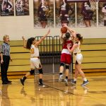 Girls Basketball vs. Knox from Hokanson