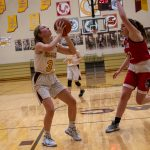 Girls Basketball at South Bend Adams Saturday 1/30