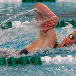 Girls Swimming Sectional Champions!