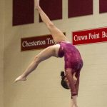 Gymnastics - CHS Invite from Mr. Hokanson