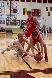 Boys Basketball vs. Munster from Mr. Hokanson