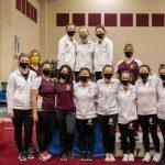 Congratulations Chesterton Gymnastics Team – DAC Championship