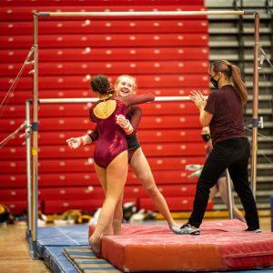 Gymnastics at Portage from Mr. Hokanson