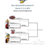 Sectional #2 Boys Basketball at Chesterton High School – Buy Tickets Here