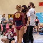 Gymnastics Sectionals from Mr. Hokanson
