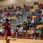 Boys Basketball at Sectionals from Mr. Hokanson