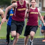 Boys Track won seven events in the nine-team Chesterton Relays on Saturday