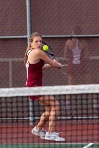 Girls Tennis vs. Merrillville from Mr. Hokanson