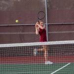 Girls Tennis at Bremen Monday 4/26