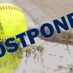 Softball at Portage Postponed